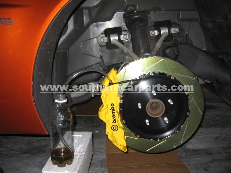 corvette brembo brake kits
