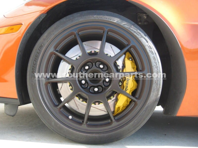 corvette c6 z06 brembo brake kit