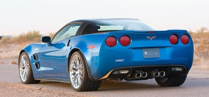 corvette c6 zr1 blue devil